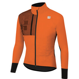 Sportful Dirty Road Veste Homme, orange sdr